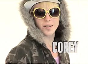 Corey - Aussie Party Boy
