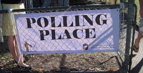 pollingplace