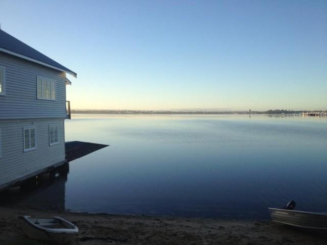 UWA Boatshed