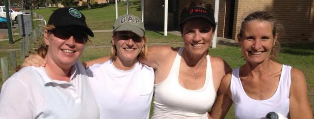 UWABC Masters Women Quad