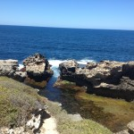 The most westerly point of Rottnest Island