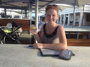 Drinkies at the Rotto Hotel