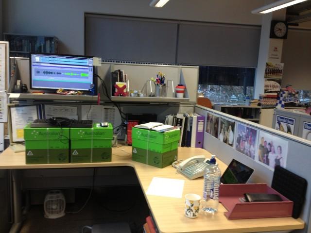 desk 2.0