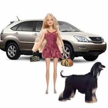 Subiaco Barbie