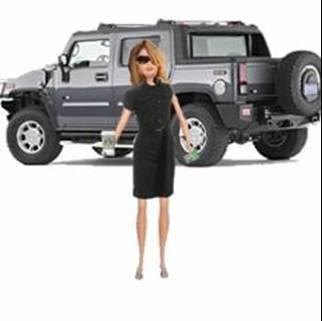 Claremont Barbie